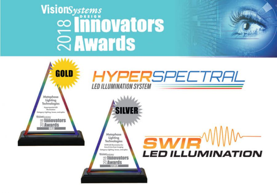 Metaphase Technologies awarded the Vision Systems Innovators Award